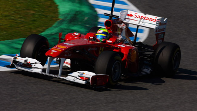 Jerez, Day 2: ancora Massa al top in mattinata