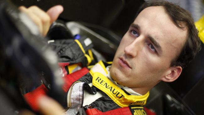 Kubica: ottimista anche il medico della FIA