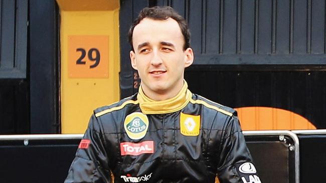 Kubica ha lasciato la terapia intensiva