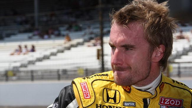 Howard torna ad Indy con la Sam Schmidt Motorsport