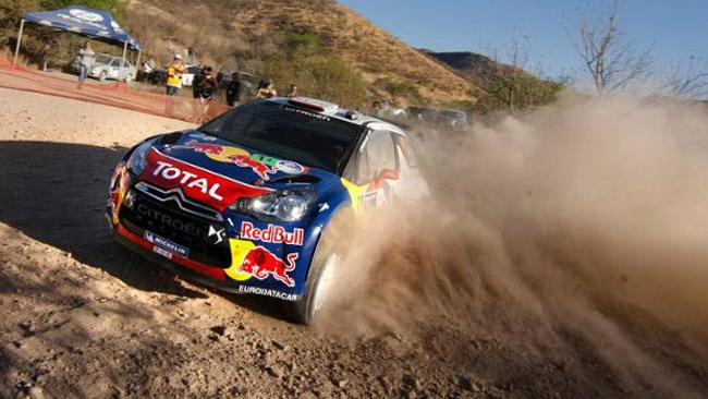 Messico, PS5: Loeb si prende la testa della corsa