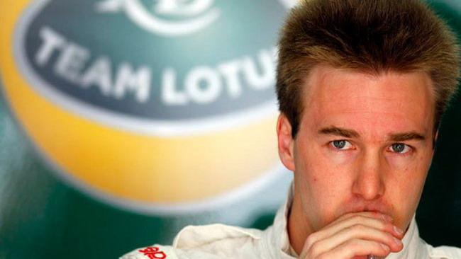 Valsecchi subito veloce all'esordio col Team Lotus