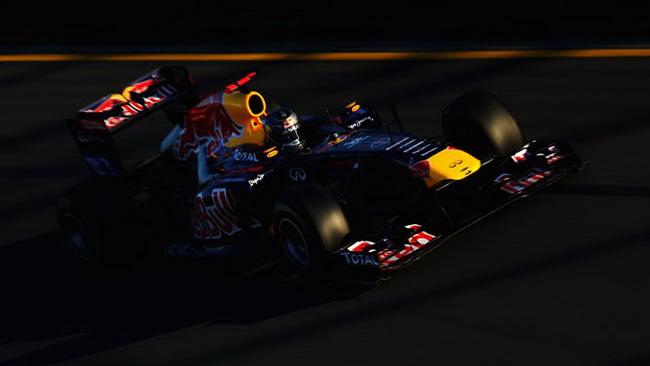 La Red Bull ha corso senza il KERS e con più zavorra?