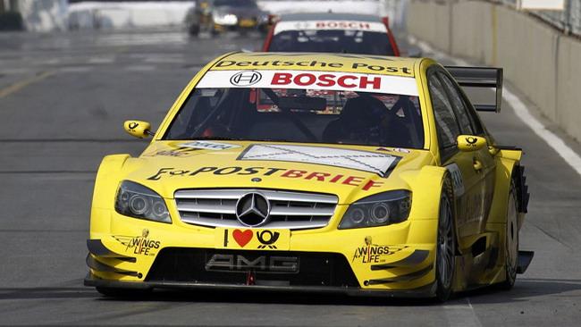 La Mercedes conferma Coulthard e Ralf Schumacher