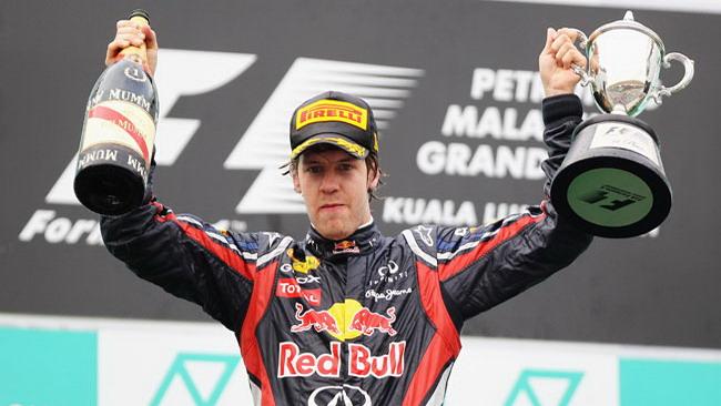 Vettel punta sulla freddezza dopo la seconda vittoria
