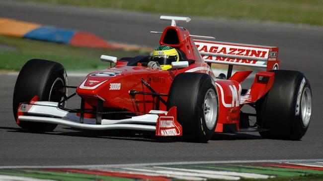F3000 Light: dominio CMS Racing a Franciacorta