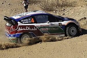 WRC Ultime notizie Giordania, PS18: Latvala ad un soffio da Ogier
