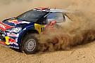 Sardegna, PS3: Loeb mette pressione ad Hirvonen