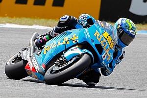 MotoGP Ultime notizie Nuovo telaio per la Suzuki a Le Mans