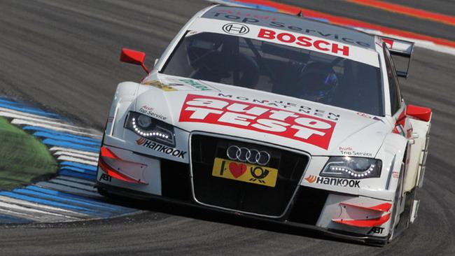 Solito dominio Audi nelle libere del venerdì