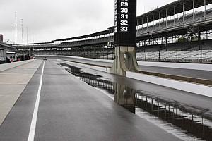 IndyCar Ultime notizie La pioggia blocca le libere ad Indianapolis