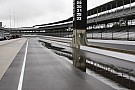 La pioggia blocca le libere ad Indianapolis