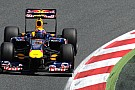 Red Bull ancora in pole, ma stavolta con Webber