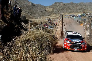 WRC Ultime notizie Argentina, PS18: Solberg vince la superspeciale