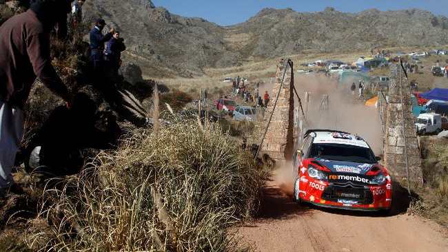 Argentina, PS18: Solberg vince la superspeciale
