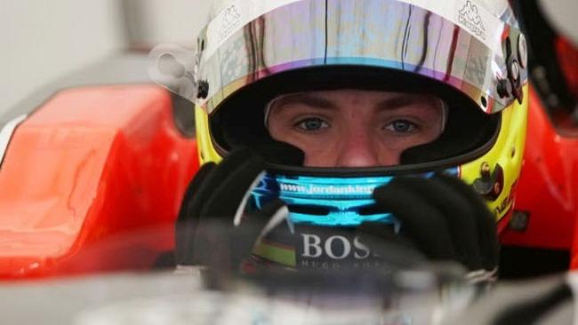 Jordan King diventa il pilota più giovane della serie