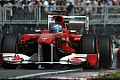 Alonso vede ancora le Red Bull favorite per la pole