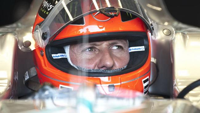 Schumi vuole rinnovare il contratto con la Mercedes