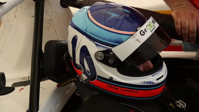 Positivo test ad Imola per Uk Racing e Olivier Lombard