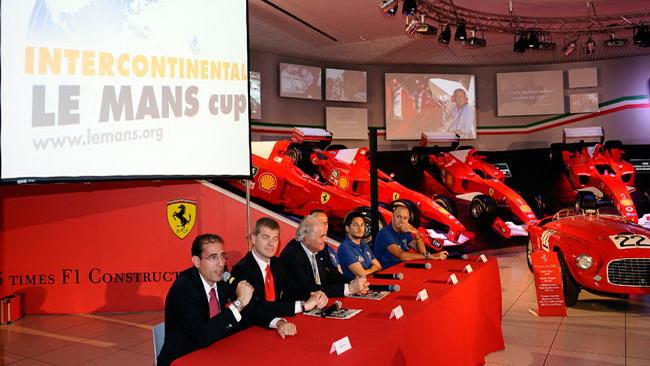 La 6 Ore di Imola presentata alla Galleria Ferrari