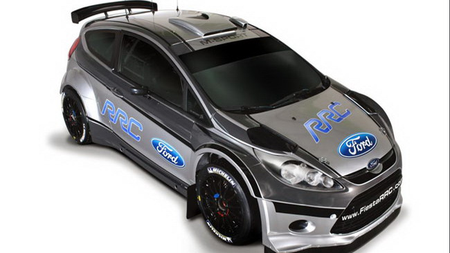 La M-Sport presenta le Ford Fiesta RRC ed MS1