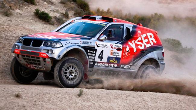 Felipe Campos trionfa alla Baja d'Aragon