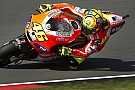 Valentino impone le sue regole alla Ducati