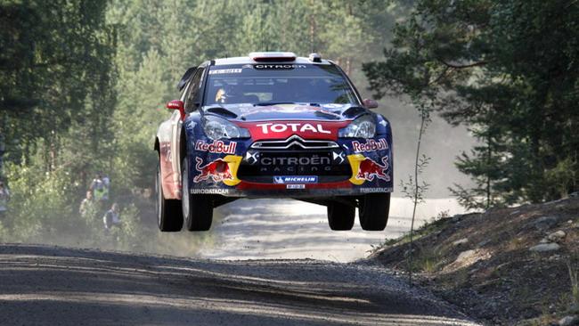 Finlandia, PS2: Loeb prende la testa della corsa