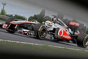 Formula 1 Ultime notizie Hungaroring, Libere 2: Hamilton si conferma in vetta