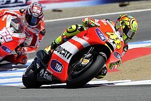 MotoGP Ultime notizie Valentino: Ducati in alluminio prima di fine stagione!