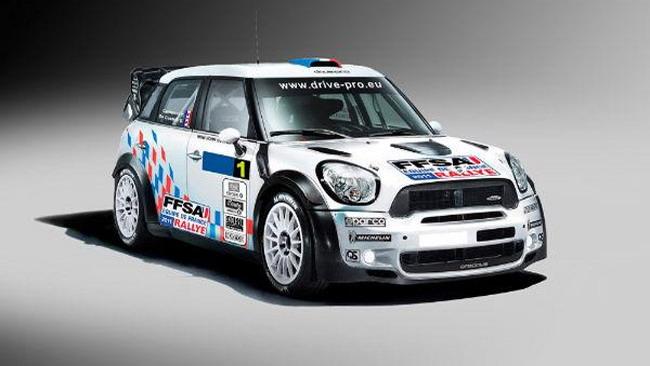La FFSA porta al debutto Campana con una Mini WRC