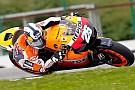 Brno, Libere 2: Pedrosa si conferma, Rossi in crescita