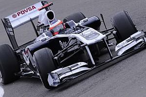 Formula 1 Ultime notizie Nuove ali e diffusore posteriore sulla Williams