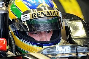 Formula 1 Ultime notizie Ufficiale: Senna corre a Spa con la Lotus Renault