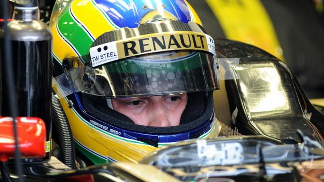 Ufficiale: Senna corre a Spa con la Lotus Renault