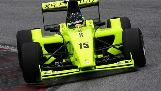 Terza vittoria consecutiva per Ramón Piñeiro