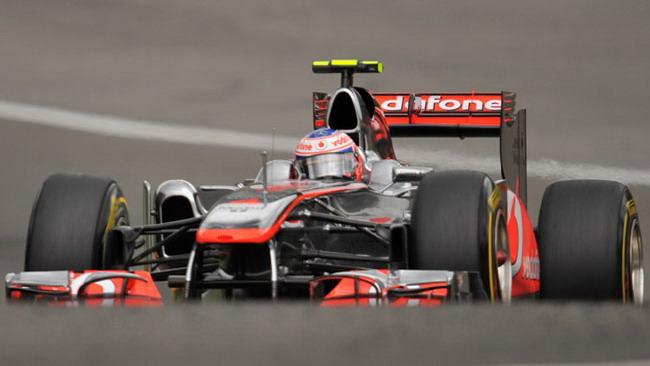 Button voglioso di rinnovare con la McLaren