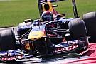 Due Red Bull davanti alla fine delle libere