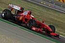 Bianchi più veloce di Perez a Fiorano