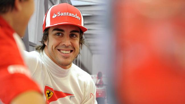 Alonso pronto a battagliare per il secondo posto