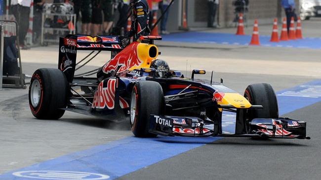Vettel finisce sotto investigazione dopo le qualifiche