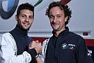 BMW Motorrad Italia ingaggia Michel Fabrizio