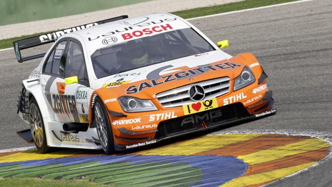 Ralf Schumacher ha rinnovato con la Mercedes