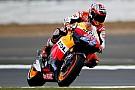 Valencia, Libere 1: Stoner al top, l'umido esalta Rossi