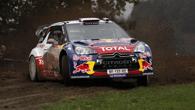 Galles, PS2: Loeb si avvicina a Latvala