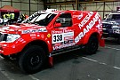 Team Tecnosport pronto per la Dakar 2012