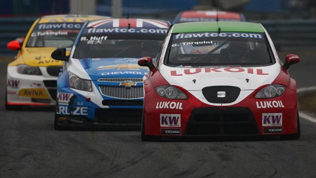 Torna la Seat Sport con lo sponsor Lukoil?