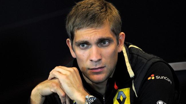 Petrov ruba il posto a Glock alla Marussia?