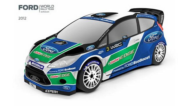 Ford resta fino al 2013 e annuncia Petter Solberg