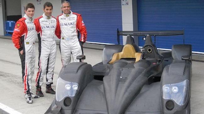 Pecom Racing al via con una Oreca-Nissan LMP2